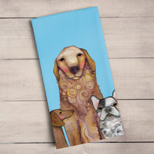 Load image into Gallery viewer, Dogs Dogs Dogs Tea Towel  - BACK IN STOCK FEBRUARY 15, 2021