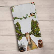 Load image into Gallery viewer, The Forest Five Tea Towel