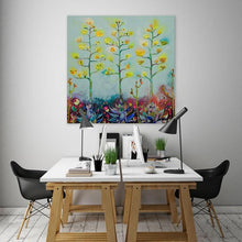 Load image into Gallery viewer, Agave Blooms - Canvas Giclée Print