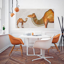 Load image into Gallery viewer, Baby Camel Neutral - Canvas Giclée Print