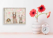 "Load image into Gallery viewer, Baby Llama and Friends Mini Print 7""x5"""