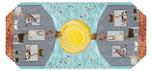 Load image into Gallery viewer, Barn Party Table Runner NEW FOR SPRING