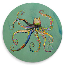 Load image into Gallery viewer, Ocean Creatures - 4 Coaster Set