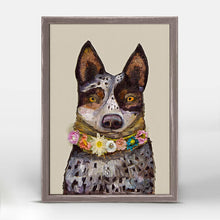 "Load image into Gallery viewer, Cattle Dog Mini Print 5""x7"""