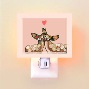Fawn Love Night Light