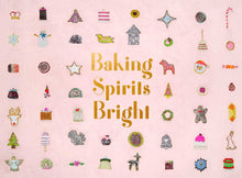 Load image into Gallery viewer, Holiday - Baking Spirits Bright Placemat