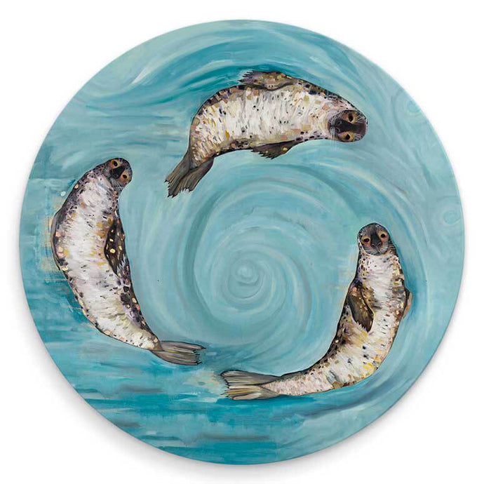 Ice Seals Coaster