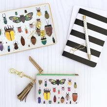 Load image into Gallery viewer, Insect Friends Key Pouch