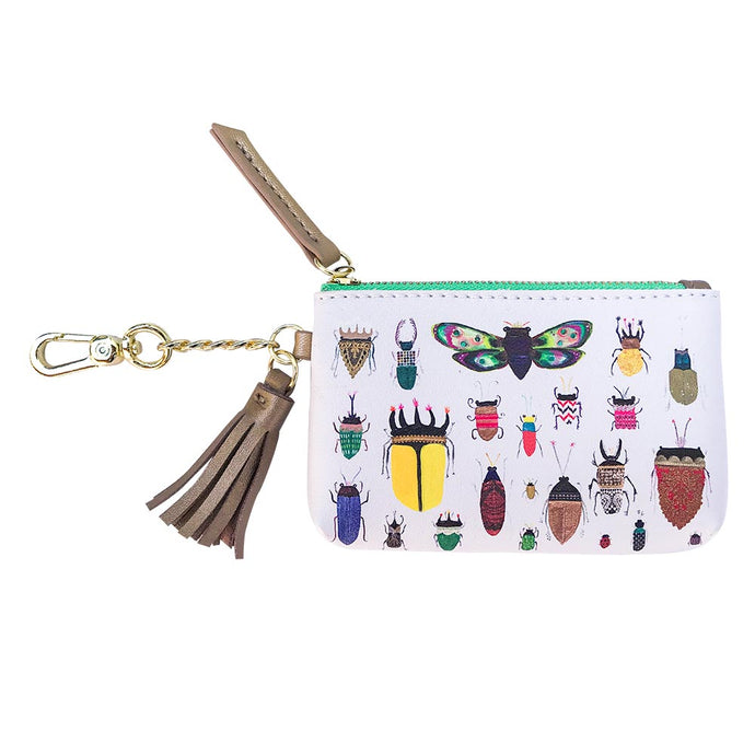 Insect Friends Key Pouch