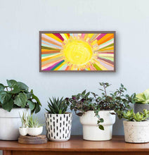 "Load image into Gallery viewer, Little Sunshine Detail Mini Print 10""x5"""