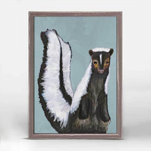 "Load image into Gallery viewer, Miss Skunk Mini Print 5""x7"""