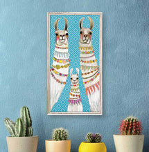 "Load image into Gallery viewer, Necklaces on Bohemian Pattern Mini Print 5""x10"""