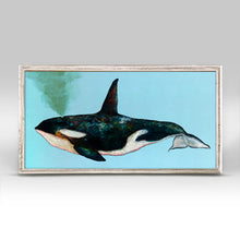 "Load image into Gallery viewer, Orca Mini Print 10""x5"""