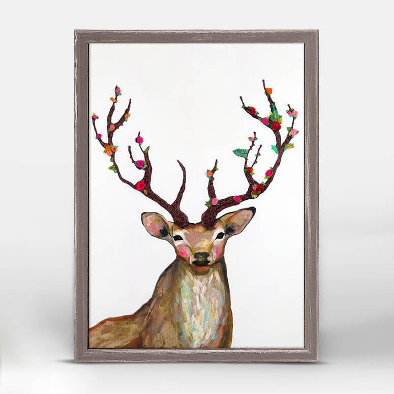Rosy Buck Mini Print 5
