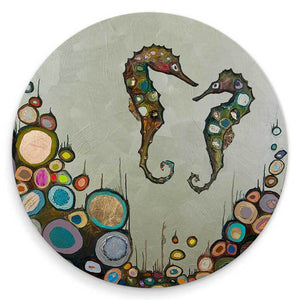 Ocean Creatures - 4 Coaster Set