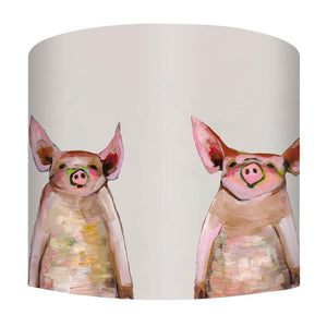 Piggies in a Row Lamp - Small