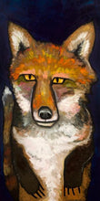Load image into Gallery viewer, Super Fox - Canvas Giclée Print