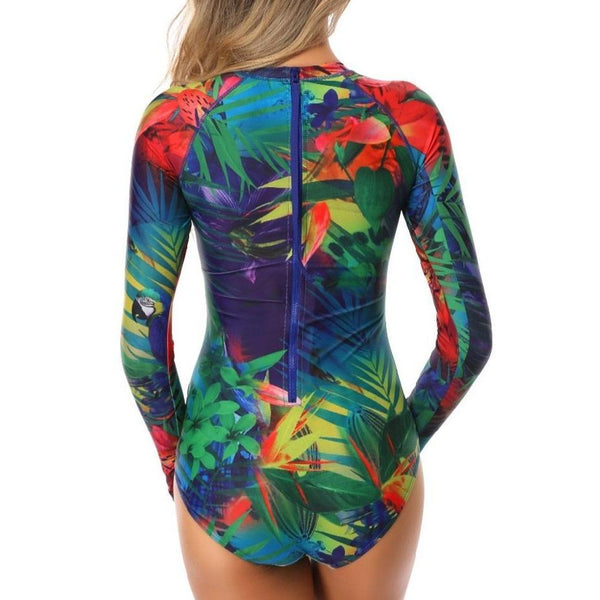Alexa Surf Body Suit Limited Edition-Body Suits-noelanni