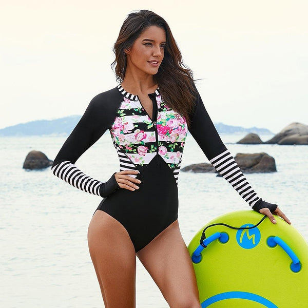 Chelsy Surf Body Suit-Body Suits-noelanni