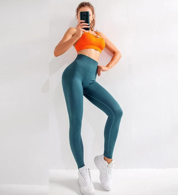 Harper High Waist Fitness Leggings-noelanni