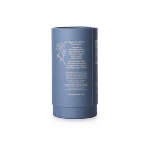 Deodorant BAR Zero-Waste, Sensitive - True Blue, Blue Tansy