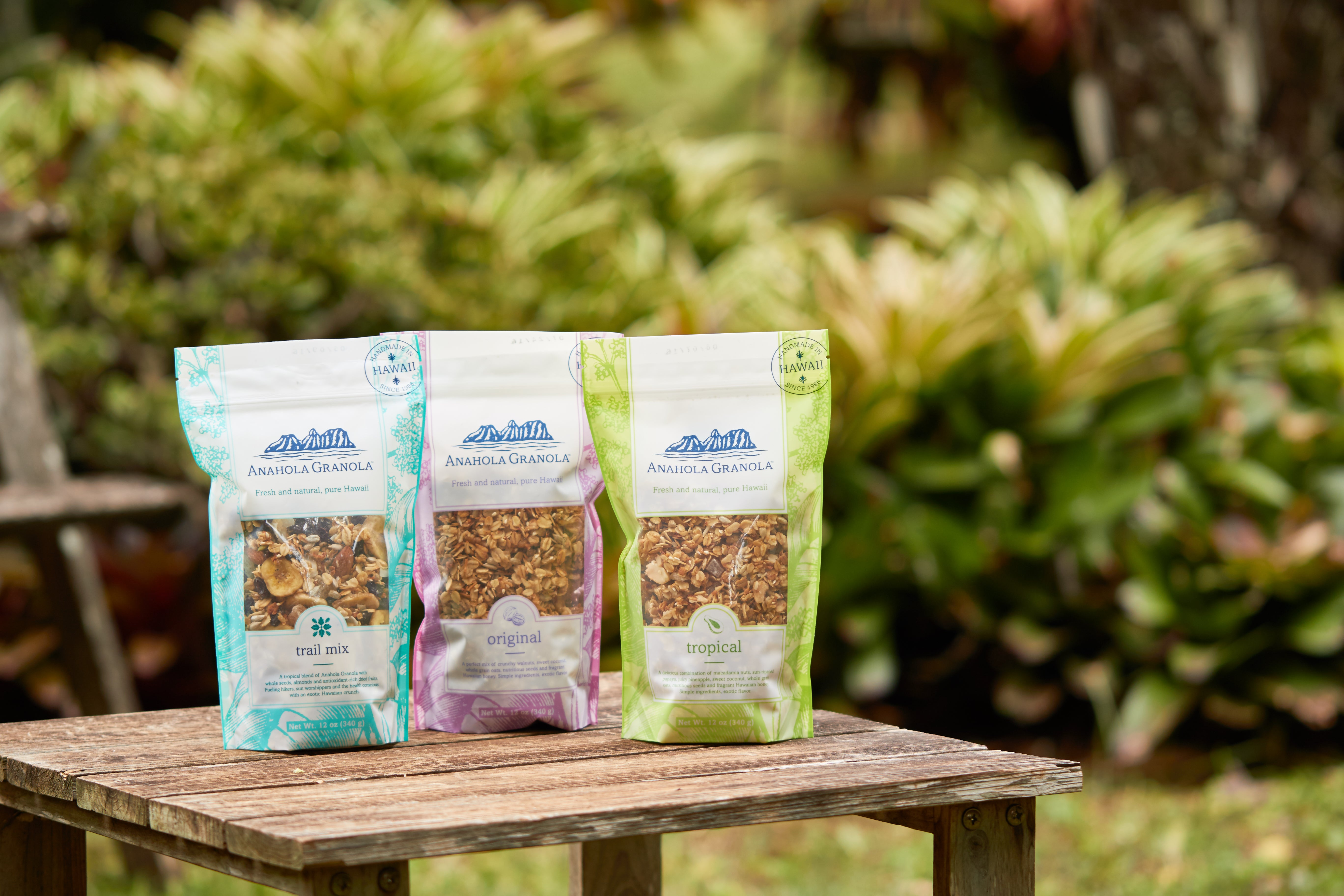Where can I find Anahola Granola?