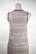 Load image into Gallery viewer, Waughs NZ pink lace sleeveless dress, size S