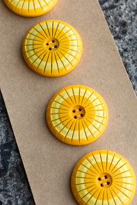Yellow round buttons x4