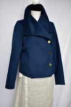 Load image into Gallery viewer, Andrea Moore wool jacket, size M