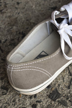 Load image into Gallery viewer, Vans Authentic lo top grey sneaker, size 38