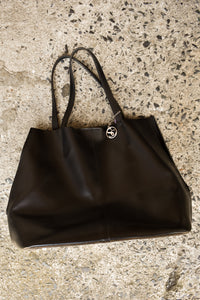 Sofia Cardoni Italian leather spacious handbag