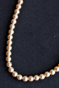 New cultured pearl necklace