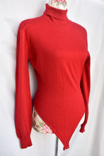 Load image into Gallery viewer, Glengyle red bodysuit, size 12