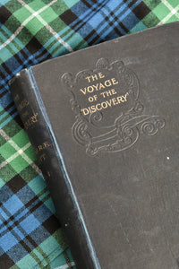 Vintage copy of The Voyage of the 'Discovery' By Captain R.F Scott