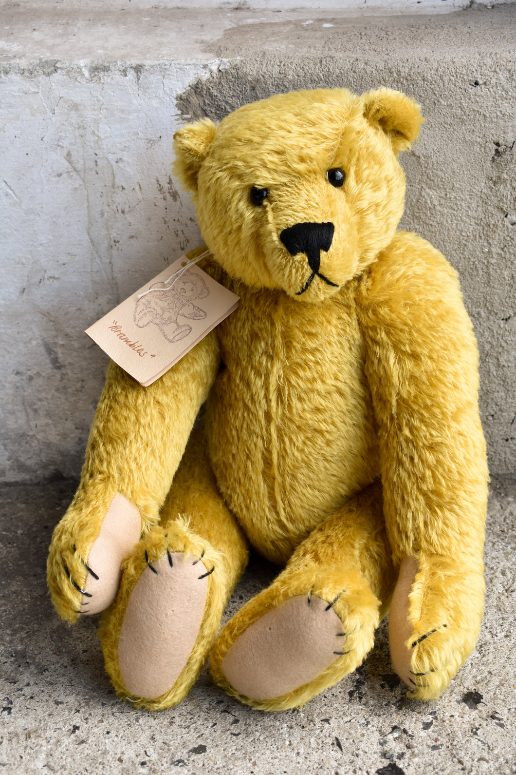 Brambles Scottish collectors teddy