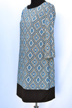 Load image into Gallery viewer, Spirit aztec patterned mid length dress, size XL