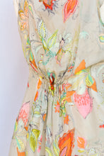 Load image into Gallery viewer, Loobie's Story silk dress, size 8