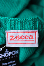 Load image into Gallery viewer, Zecca NZ green jersey, size M