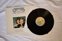 "Load image into Gallery viewer, Carpenters ""Their Greatest hits"" vinyl"