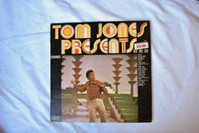 Load image into Gallery viewer, Tom Jones 'Presents' vinyl