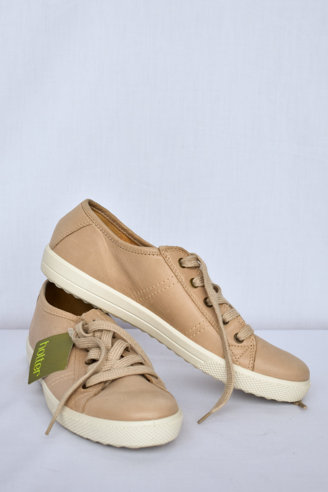 Hotter NEW lace up sneakers, size UK 5.5