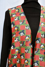 Load image into Gallery viewer, Mickey Mouse waistcoat, size M
