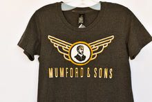 Load image into Gallery viewer, Mumford & Sons 2015 tour printed tee, size S