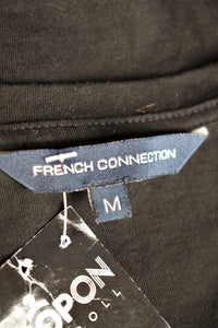 French Collection swan tee, size M