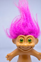 "Load image into Gallery viewer, 4"" Troll Doll"