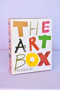 Phaidon Art Box - Postcards of paintings and art
