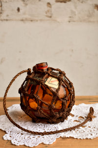 Cognac hanging bottle