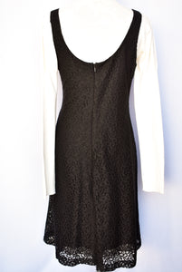 Carlson lace dress, size 14