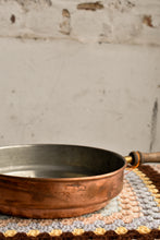 Load image into Gallery viewer, Vintage copper pan