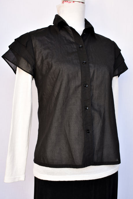 Karen Walker cotton blouse, size S